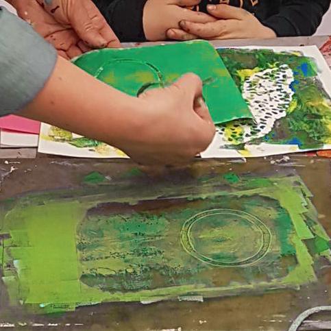 Atelier D Art Plastique Pour Enfants Et Adultes A Strasbourg